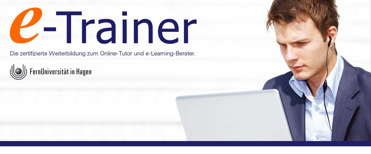 e-Trainer Qualifizierung Leading Interactive, FernUniversität in Hagen