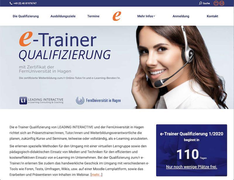 e-Trainer.de